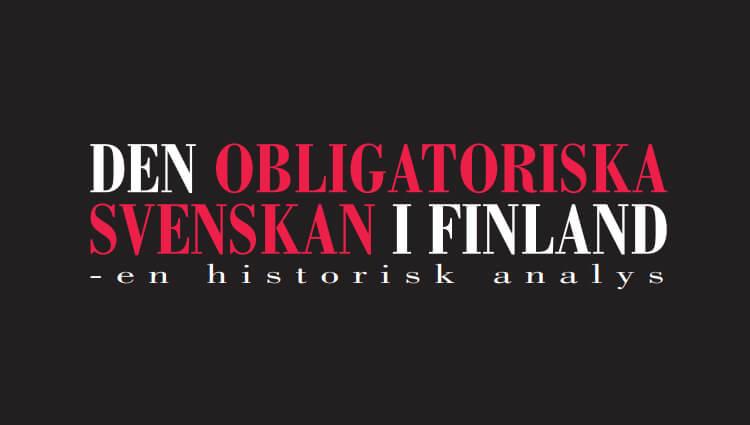Den obligatoriska svenskan (Magma pm 1)