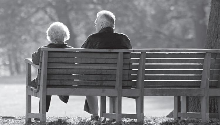 Guldålder – men inte för alla. Pensionärsliv år 2024 (Magma-studie 2/2014)