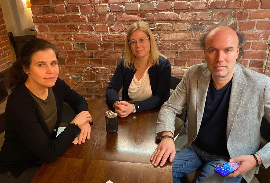Magmapodden om demografiska utmaningar i Finland och Europa